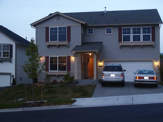 Nice Snoqualmie Ridge Home: Suite D - Snoqualmie