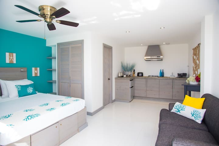 A True Caribbean Escape - Seahorse Suite - Saint John's - Appartement
