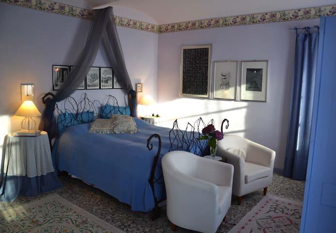 "Mini-suite floreale con vista ""Lavanda"" - Passerano - AT - Appartement"