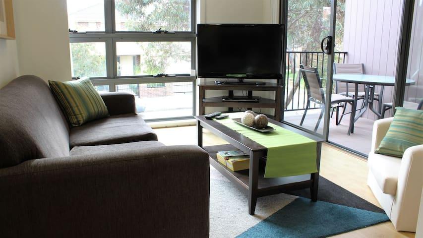 Stylish, Relaxed Pet Friendly Villa - Bundoora - Apartmen