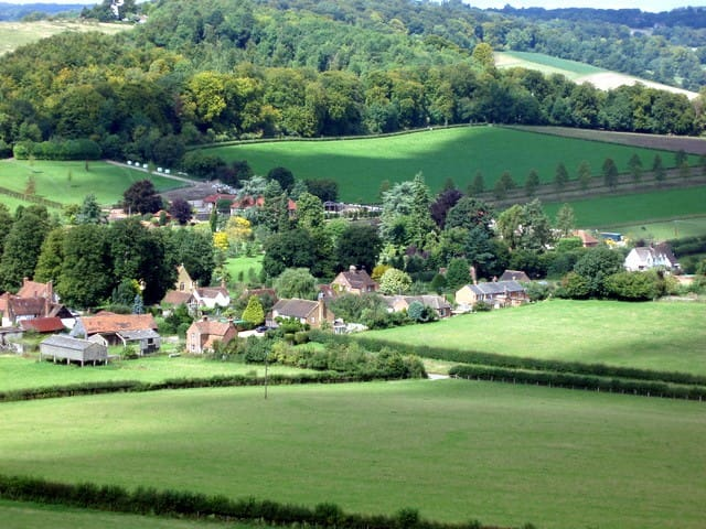 Gorgeous Victorian Cottage in the Chilterns - Fingest