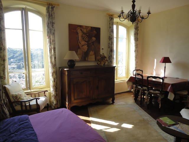 Studio avec vue panoramique - Vienne