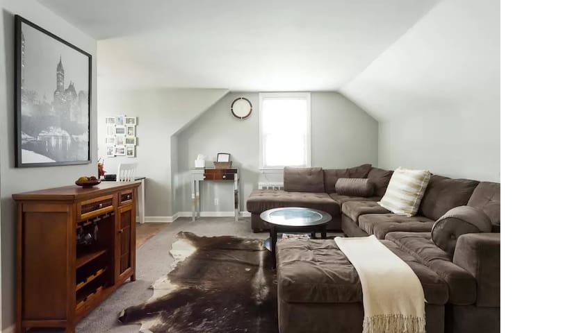 Cozy 1 Bedroom Suite near Yonkers Executive Blvd. - Yonkers - Pis