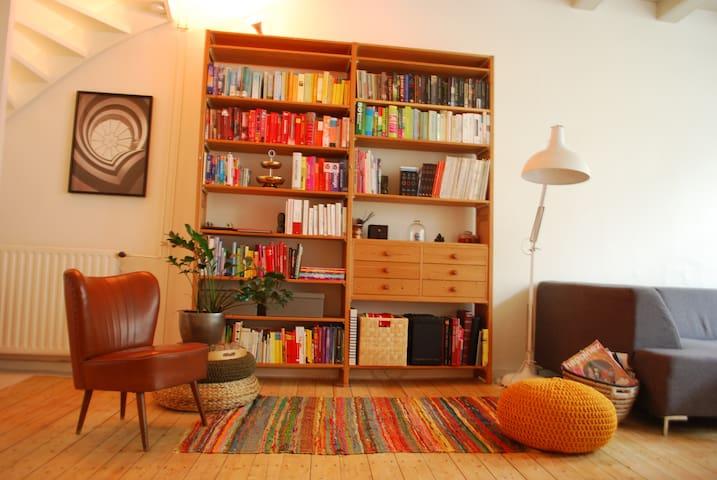 Uniek appartement midden in Breda - Breda - Lägenhet