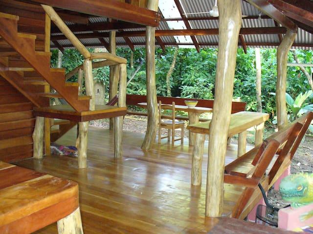 Jungle Home near the beach - Manzanillo - Ev