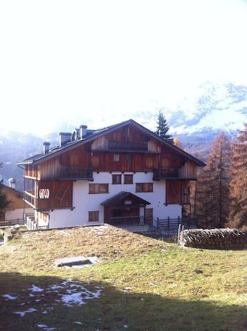 In the heart of the Dolomites - Coi, Zoldo alto - Daire