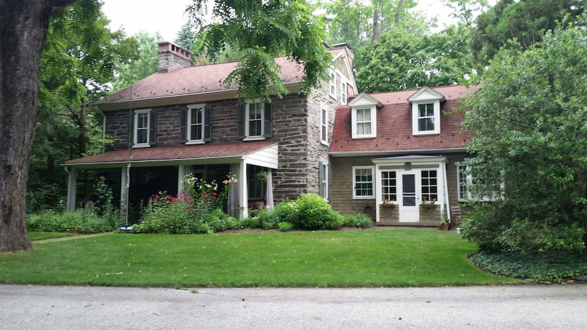 Historic Mainline Home - Wynnewood - Ev
