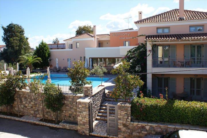 Apartment IOLI (32 m²) 2-3 Persons - Longos - Apartemen