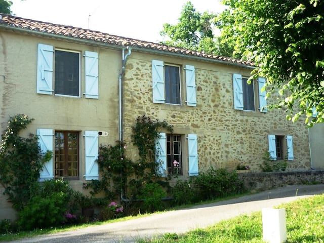 Beautiful Mill House in peaceful south west France - Riscle - Casa