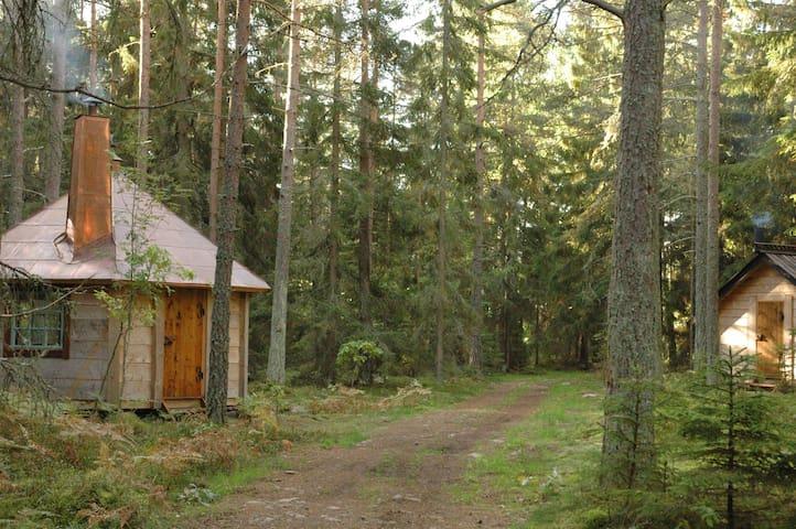 cabins in Urnatur´s Wood Hermitage - Ödeshög - Kabin