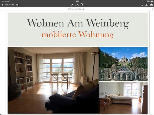 Wohnen Am Weinberg - Kassel - Daire