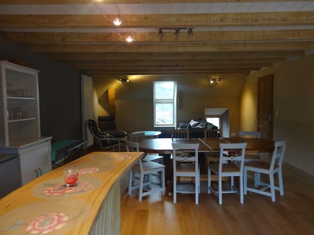 Sanadoire Holiday Cottage - Rochefort-Montagne - Huis
