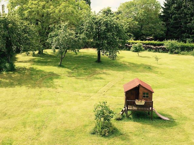 Maison,Campagne & Jardin en Famille - Pintheville