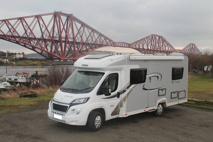 Motorhome hire, Fife - Glenrothes - Camper/RV