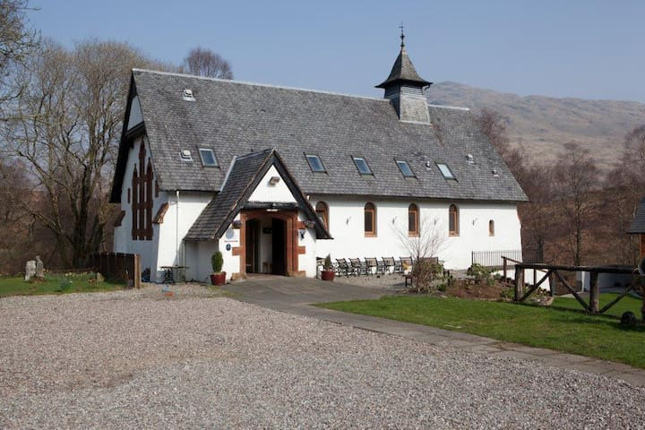 converted 19th century church  - Stirling - Outros