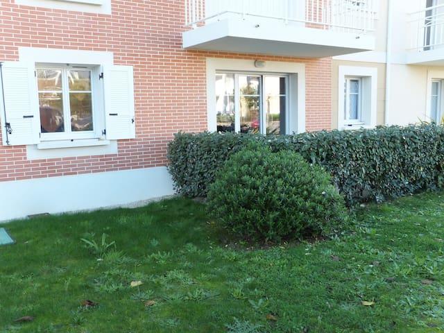 Location appartement proche mer - Saint-Gilles-Croix-de-Vie - Leilighet