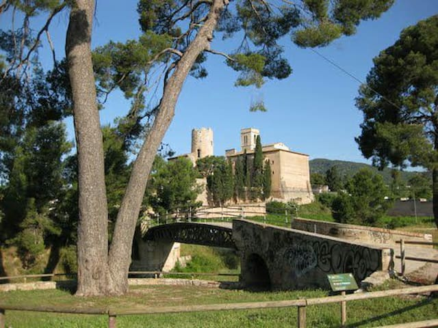 Habitación en Sant Pere de Ribes - Sant Pere de Ribes - Apartmen