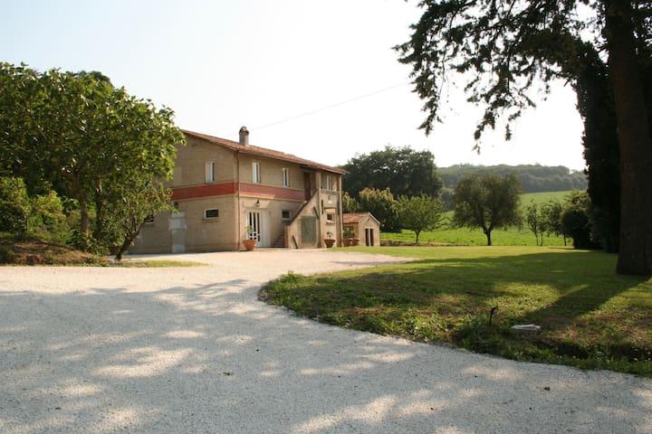"""La """"petite maison du lac"""" - San Paterniano - Maison"""