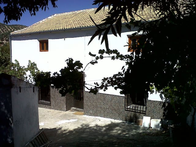 Rustic Andalucian village house. - La Ribera Alta - Ev