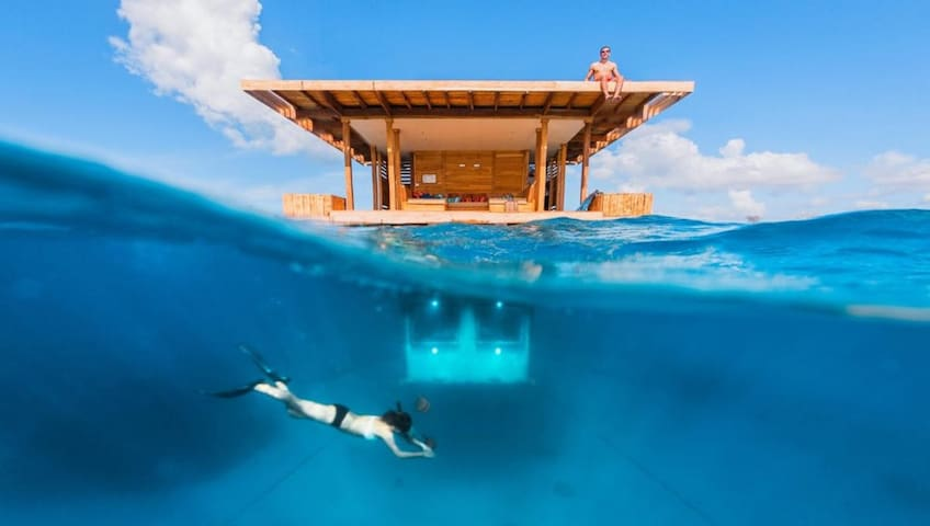 THE UNDERWATER ROOM - TZ - Boetiekhotel
