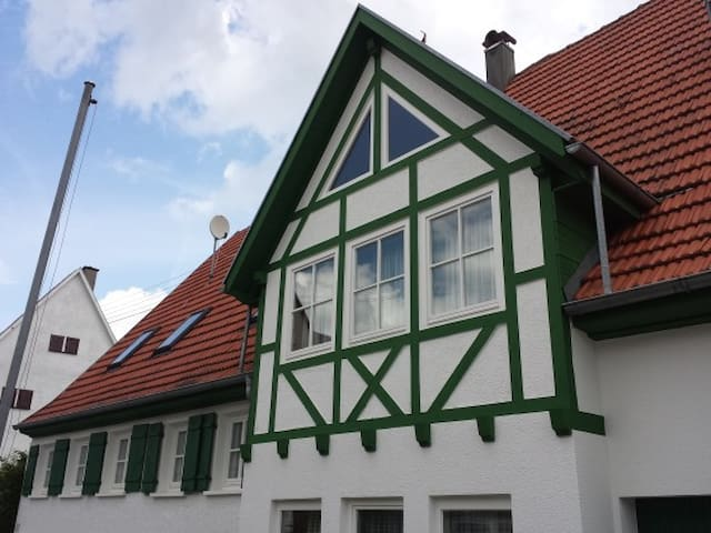Margaretenhof - Meßstetten - Huis
