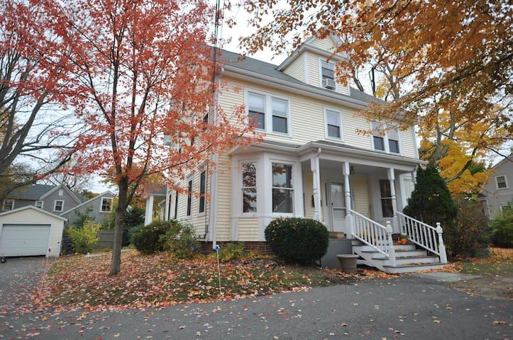 West Concord Village Home - Concord - Hus