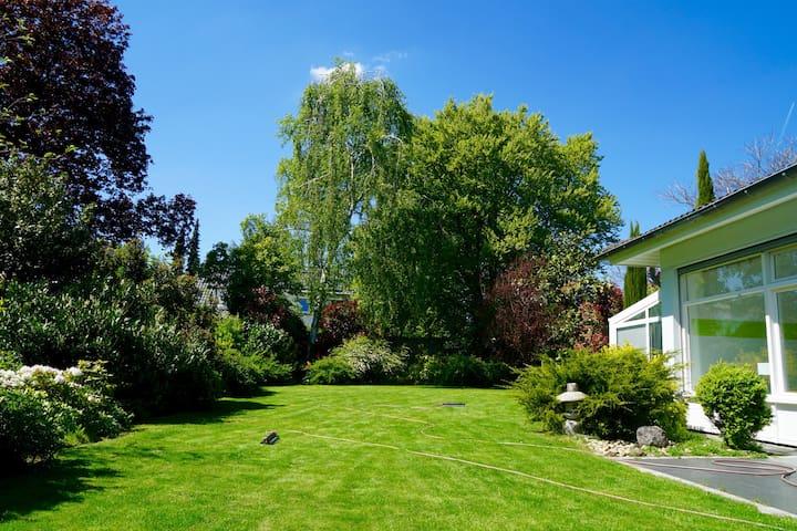 Villa with amazing garden - Mainz - Ev