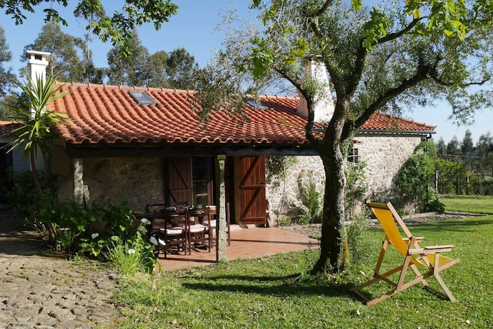 Beautiful house with pool - Viana do Castelo - Hus
