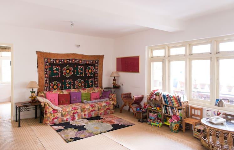 Best kathmandu 2doublebed Boudha - Kathmandu - Appartement