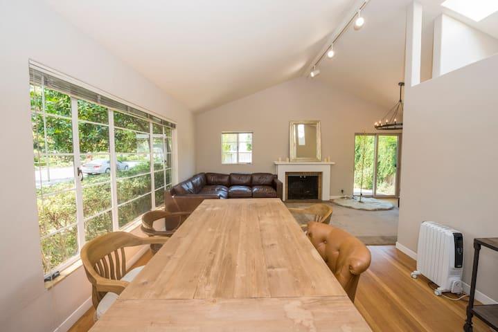 Beautiful House in Quiet and Friendly Palo Alto - Palo Alto