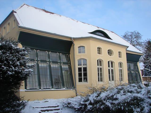 Mansarde am Schlosspark Krumke - Osterburg (Altmark) - Willa