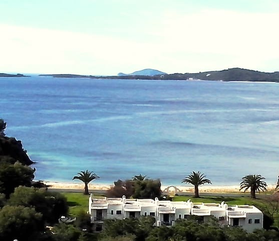 Aretes bay sea view maisonette - Toroni - Дом