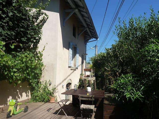 Maison de charme dans joli village près de Lyon - Saint-Germain-au-Mont-d'Or