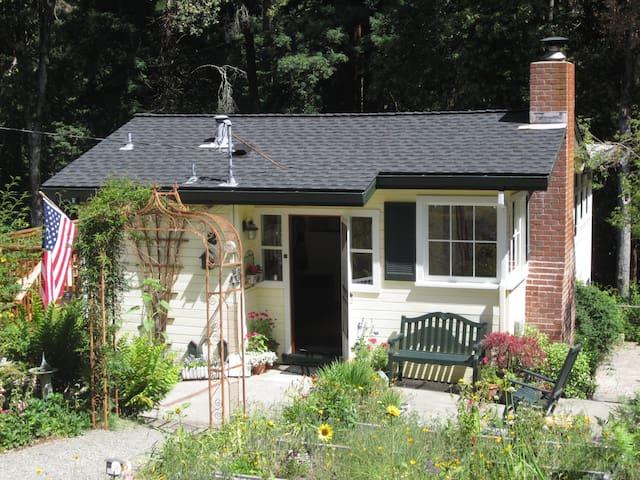 Sunshine Cottage (Lower) - Felton - Casa