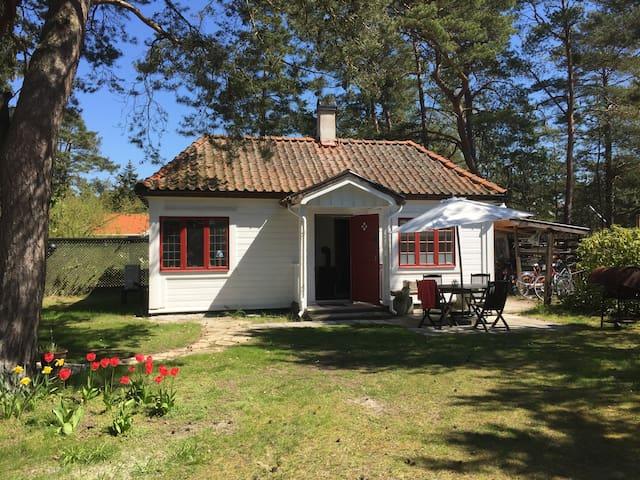 Stuga i Höllviken - Höllviken - Cabaña