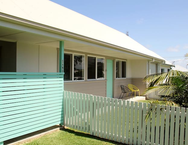 SEA & SAND COTTAGES - the SAND COTTAGE - Currarong - Huis