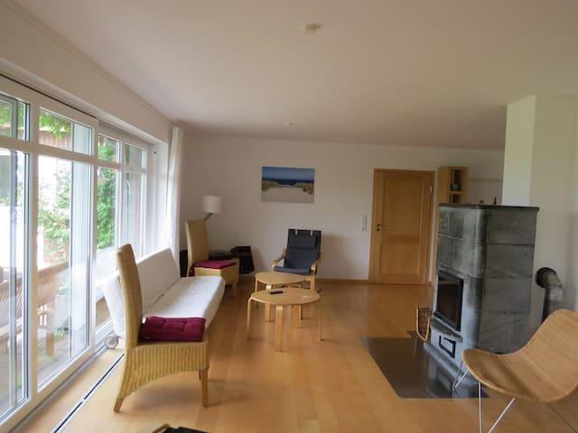 Ferienhaus Heisterbarg (behindertengerecht) - Nordermeldorf - Casa