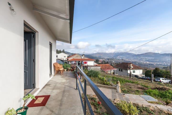 Rural Cottage in the Countryside near Braga - Pico de Regalados