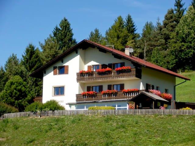 Haus Waldpeter - bed & breakfast (Nähe Bozen) - Gummer