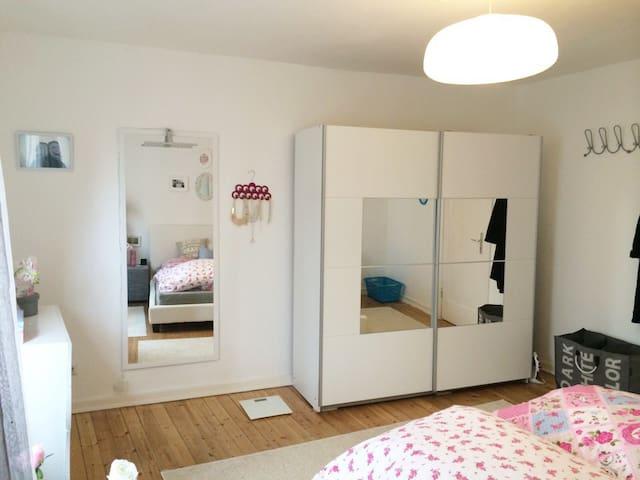 Möblierte 2,5 Zimmer Wohnung 50m2 - Hamburg