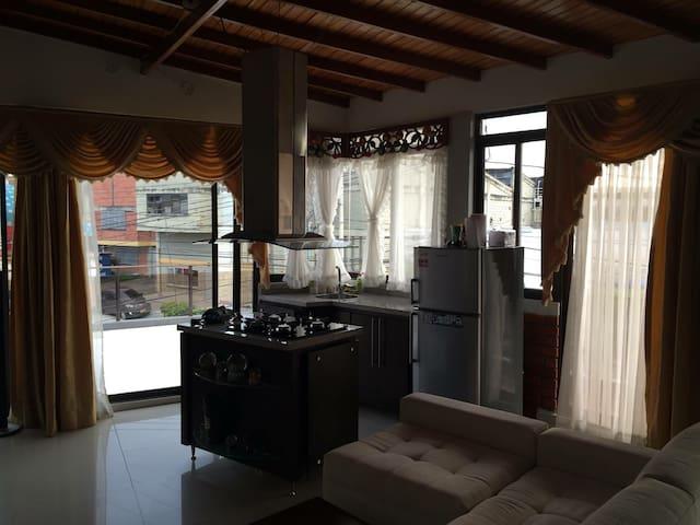 American style beautiful apartament - Dosquebradas - Apartemen