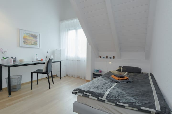 Cozy room near Zurich - Uster - Ev