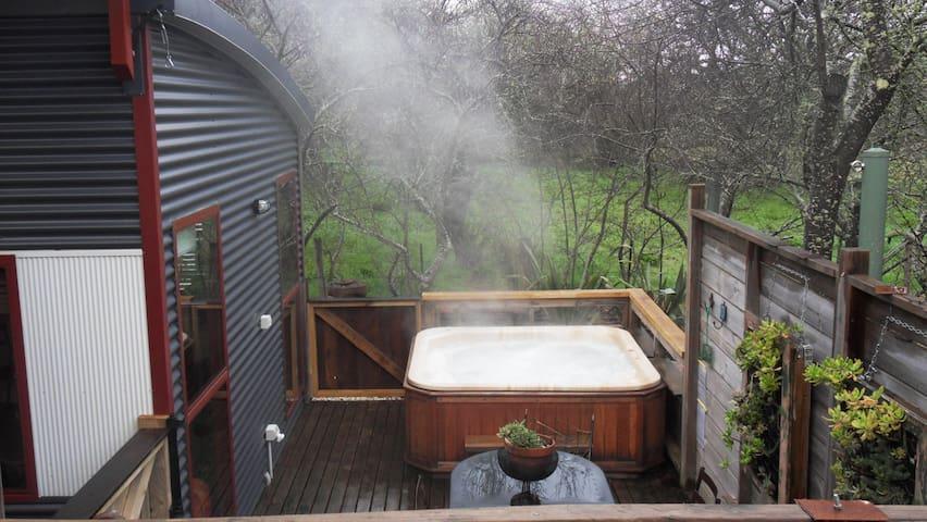 Texada Art Retreat;hot tub - Дейлсфорд - Вилла