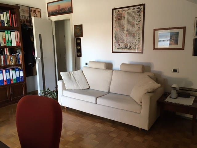stanza privata in famiglia - Pavia - Condominio