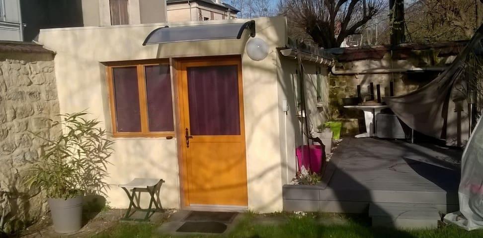Studio près du centre ville - Auvers-sur-Oise - Daire