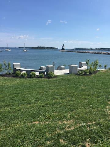 Near ocean and Great city of Portland Maine - South Portland - Departamento