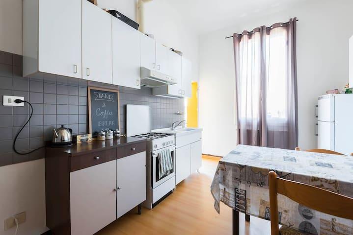 Sunny Spacious Bedroom 2.0 - Bologna - Wohnung