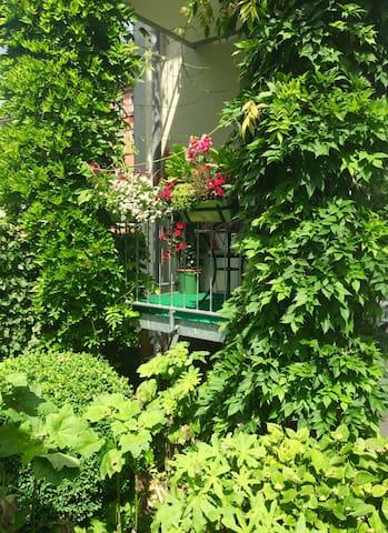 Gemütliche, sehr zentrale Wohnung - Sankt Gallen - Appartement