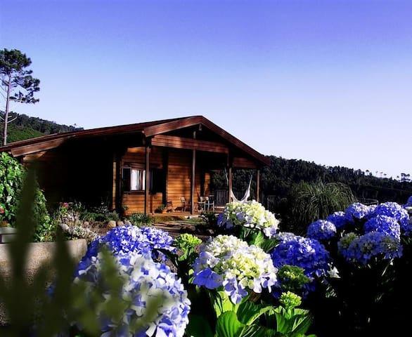 Casa do Sol Poente - Ponta do Pargo - Ponta do Pargo - Chalet