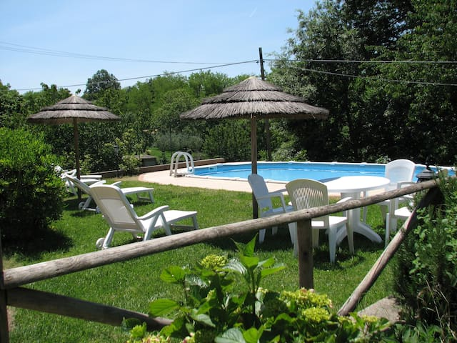 Casa Vacanze L'Orticaia appartamento Il Caminetto - Il Casone - 別荘